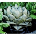 Stone Artichoke Fountain
